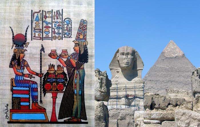 Rahasia Tentang Mesir kuno