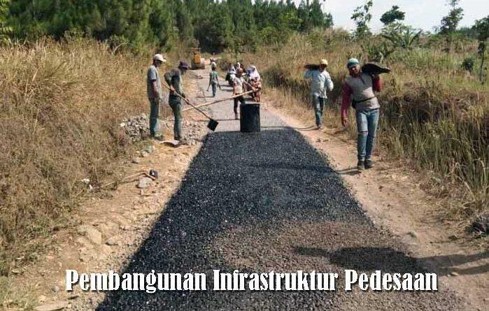 Pembangunan Infrastruktur Pedesaan